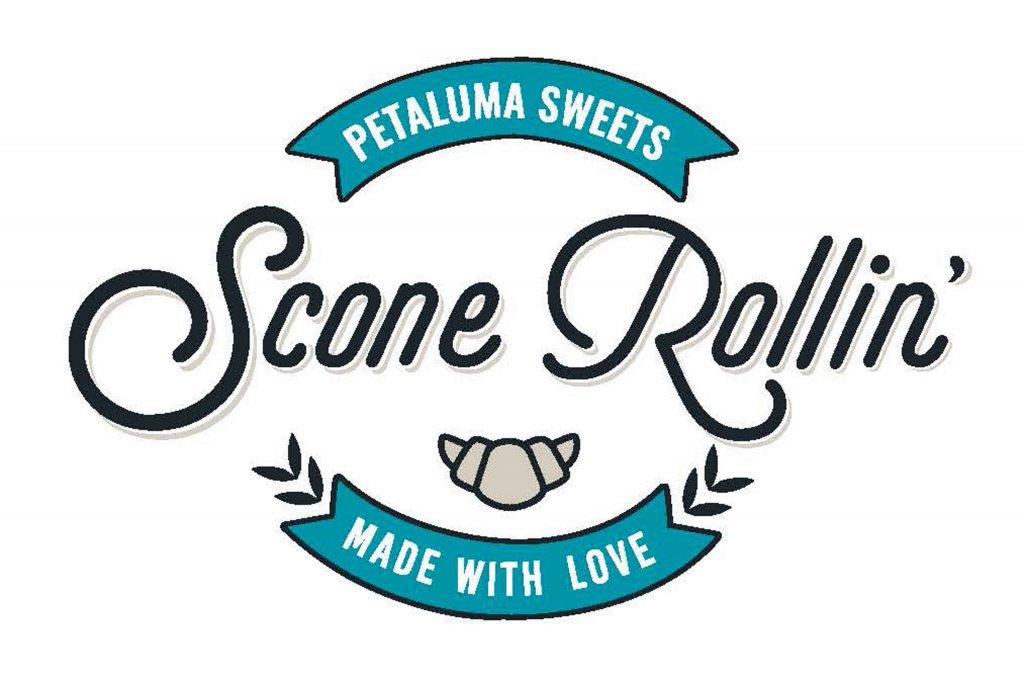 Scone Rollin' Logo