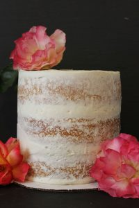 Photo of Naked Cake by Scone Rollin' Petaluma