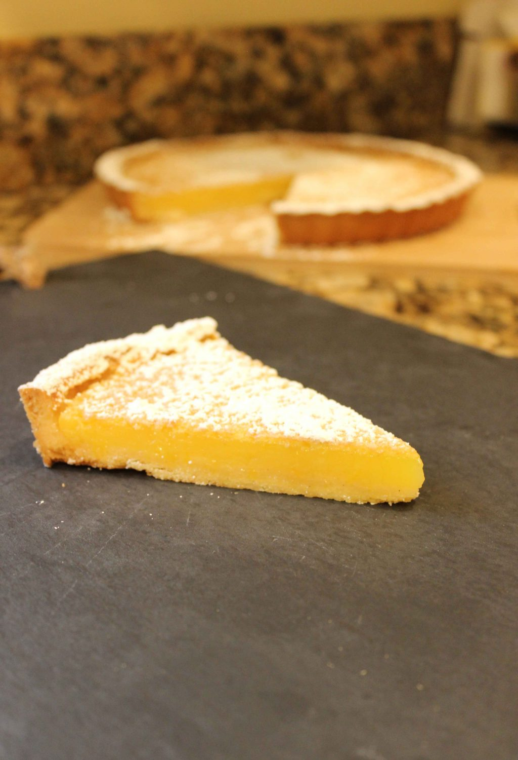 Photo of Lemon Tart by Scone Rollin' Petaluma