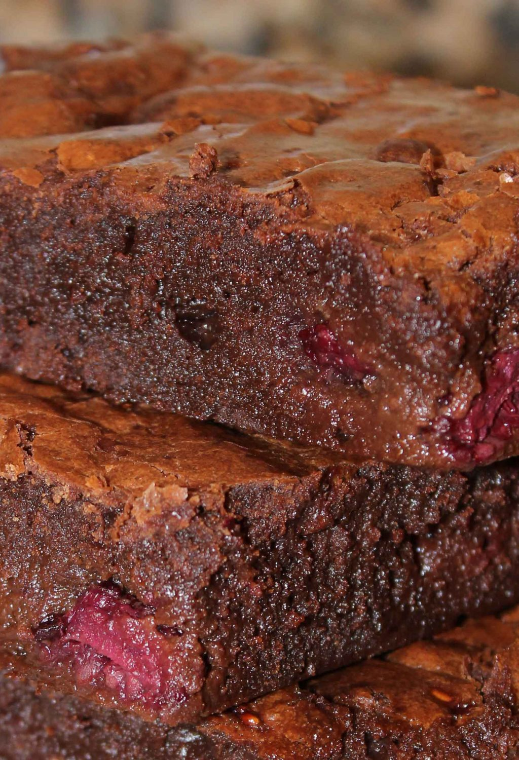 photo of Scone Rollin Fruit Brownies