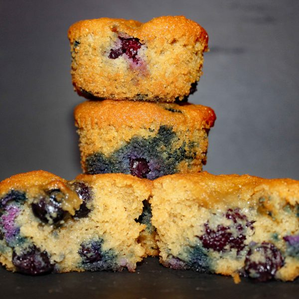 Photo of Gluten-Free Berry Muffins by Scone Rollin' Petaluma North Bay